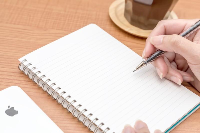 学校への提出書類や、仕事の記録などの文字が、体裁よく収まるようになりました