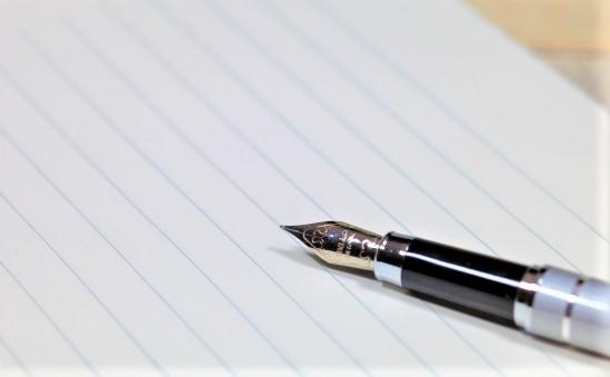 ペン習字教室の学習の様子は?
